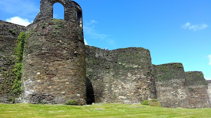 El misterio de la muralla de lugo ministerios nuestro - El tiempo en parga lugo ...